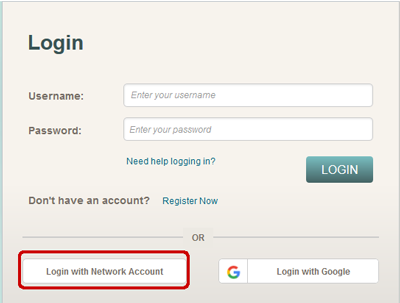 icurio network login